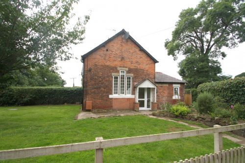 SCHOOL COTTAGES, WILLINGTON - 2 bedroom semi-detached house