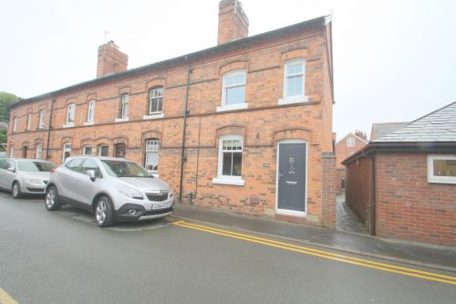 PARK ROAD, TARPORLEY - 2 bedroom end terrace