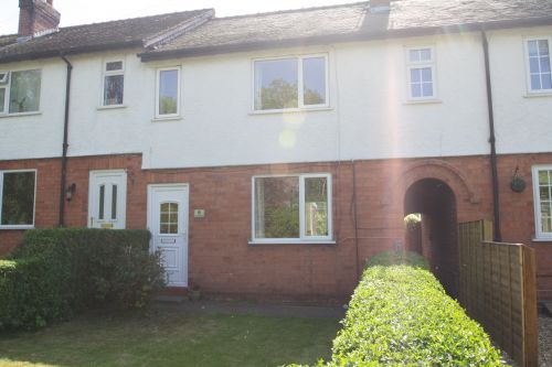 AUSTINS HILL, CROSS LANES, TARVIN, CH3 - 3 bed terraced house
