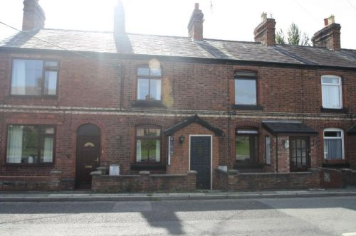 38 EATON ROAD, TARPORLEY - 2 bedroom terraced house