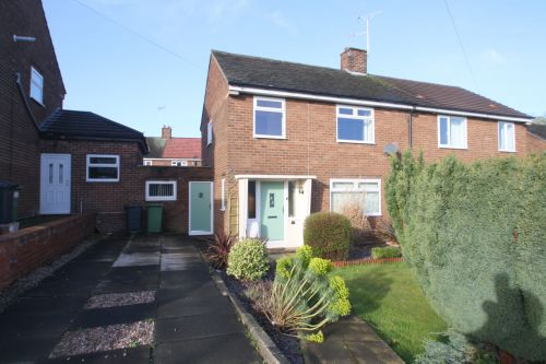CLIFTON CRESCENT, FRODSHAM - 3 bedroom semi-detached house