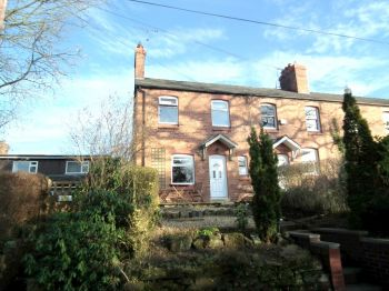 TILSTON, MALPAS - 2 bedroom semi-detached