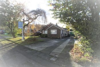 4 FOXHILL, KELSALL - 3 bed detached bungalow