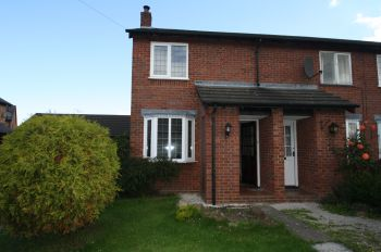 7, BARNSTON COURT, FANDON - 2 bedroom semi-detached house