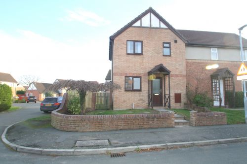 CASTLEFIELDS, TATTENHALL - 2 bedroom semi detached house