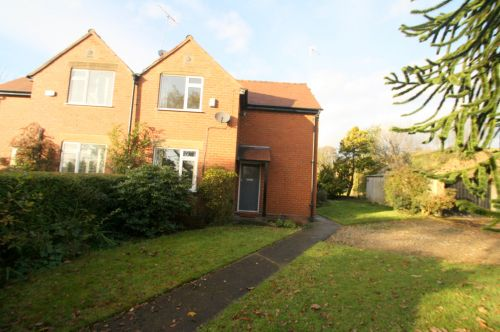 KELSALL - 2 bedroom semi-detached house