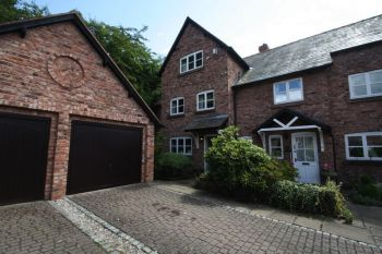 MILLFIELD LANE, TARPORLEY - 4 bedroom town house