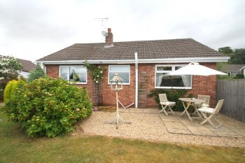 KELSBORROW WAY, KELSALL - 2 bedroom detached bungalow